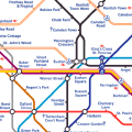 Tube Map: London Underground Icon