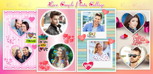 Love Couple Photo Collage apk