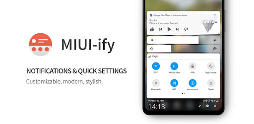 MIUI-ify - Notification Shade & Quick Settings apk