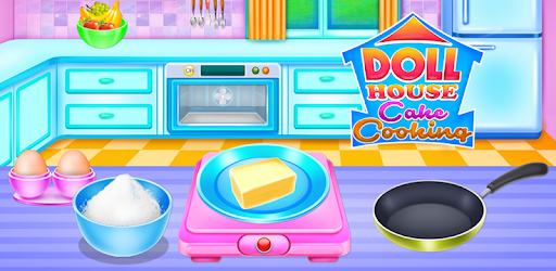 Doll House Cake Cooking apk