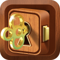Doors and rooms escape challenge Icon