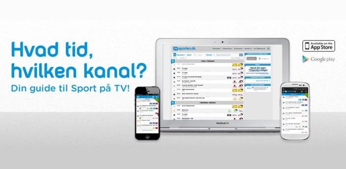 TVsporten.dk sport i TV apk