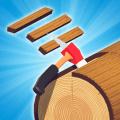Wood Cut Icon