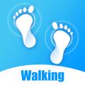 Walking - A Healthy Body & So Much Fun Icon