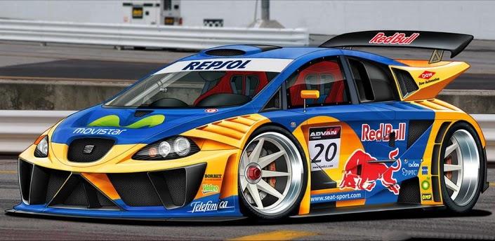 Racing cars: WTCC-FREE apk
