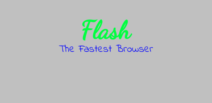 The Flash Browser apk