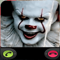 PENNYWISE Fake Call Icon
