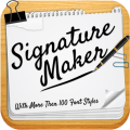 Signature Maker Icon