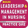 Leadership & Management in Nursing Icon
