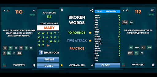 Broken Words PRO apk