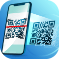 Scan QR Code Free: QR Code Reader and Scanner App Icon