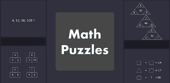 Brain Math Puzzle Games, Riddles & Math games apk