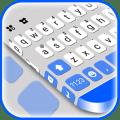 Blue Business Keyboard Theme Icon