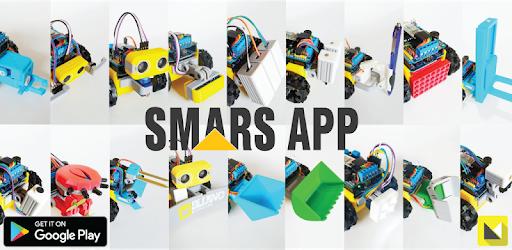 SMARS App - DIY Robot Arduino Bluetooth apk