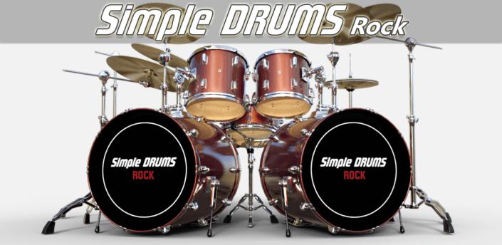 Simple Drums Rock - Realistic Drum Simulator apk