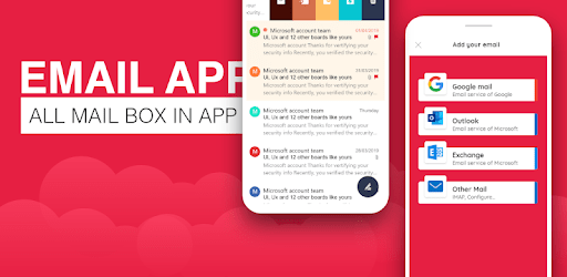 Email app - Easy & Secure for all Mail apk