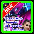 Dangdut DJ Koplo Mp3 Terbaru Gratis Offline Icon