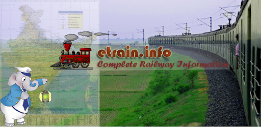 Indian Railways @etrain.info apk