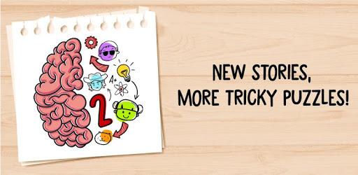 Brain Test 2: Tricky Stories apk