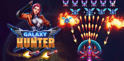 Galaxy Hunter: Space shooter apk