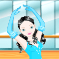 Dress Up Girl For Ballet Icon