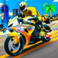 Highway Moto Bike Riding - Bike Racing Fever Icon