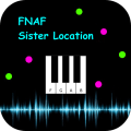 Piano Tap fnaf Sister Location Icon