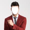 Men Suit Camera: Man Photo Editor & Montage Maker Icon