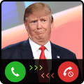 Donald Trump Prank Call Icon