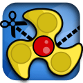 Cut The Spinner Rope Icon