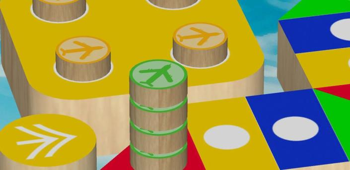 Aeroplane Chess 3D - Network 3D Ludo Game apk