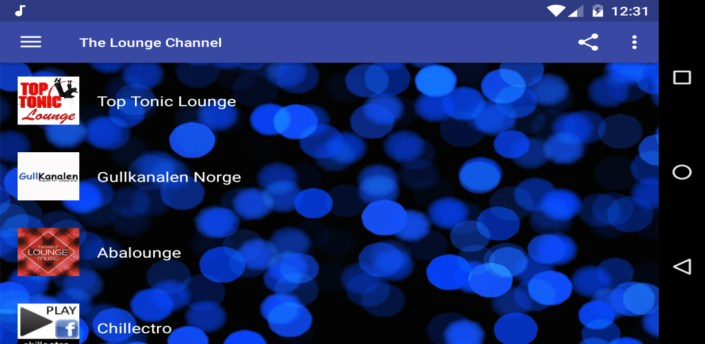 The Lounge Channel apk