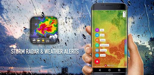 Radar Weather Map & Strom Tracker apk