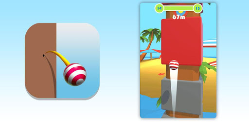 Arch Ball - Flick Ball 3D apk