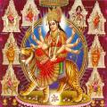 Nav Durga HD Wallpaper Icon