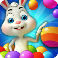 Bubble Shooter Bunny Rescue Puzzle Story Icon