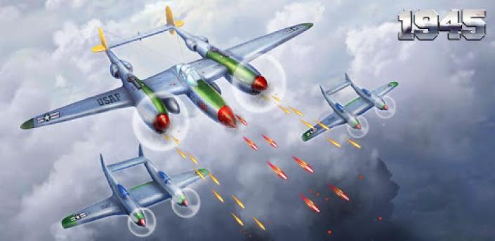 1945 Air Force: Airplane Shooting Games - Free apk