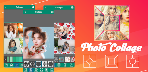 Photo collage, Photo editor apk