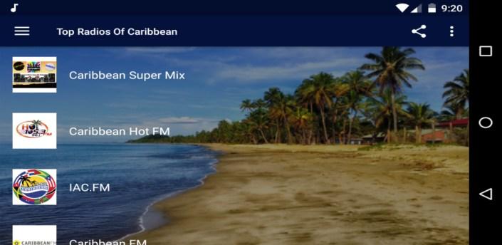 Top Radios Of Caribbean - Reggae, Ska And More! apk