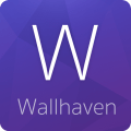 Wallhaven-Material Wallpapers Icon