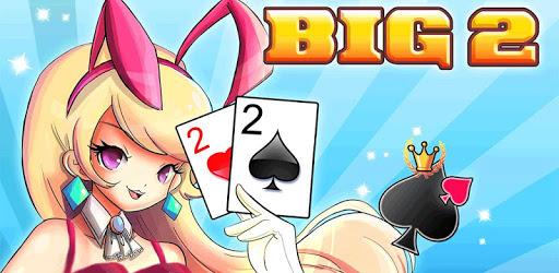 BIG 2: Free Big 2 Card Game & Big Two Card Hands! apk