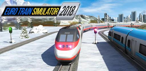 Euro Train Simulator 2018 apk