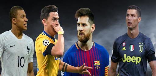 Football players wallpaper HD 4K 2019 apk