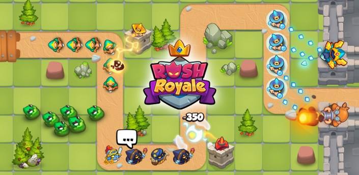 Rush Royale - Tower Defense TD apk