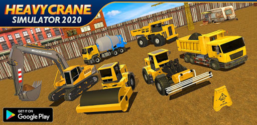 Heavy Excavator City Builder: Construction Games apk