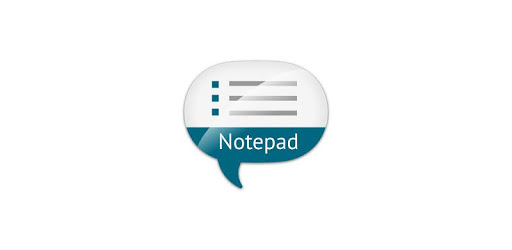 Notepad with voice input apk