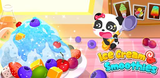 Baby Panda's Ice Cream Shop apk