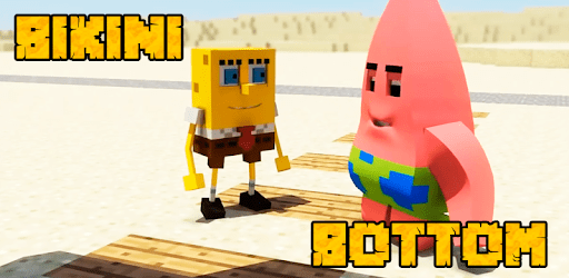 Bikini Bottom Game for MCPE apk