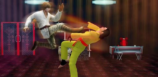 Street Karate Fighting 2020: Kung Fu Tiger Battle apk