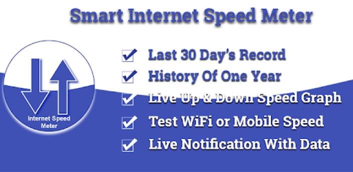 Internet Speed Meter Live apk